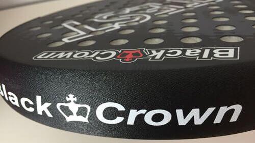 Protector Black Crown Pala