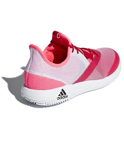 Adidas Adizero Defiant Bounce Woman Roja Zapatillas