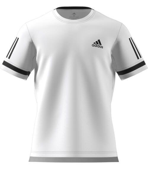 Adidas Camiseta Club Blanca