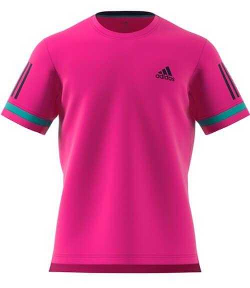 Adidas Camiseta Club Rosa