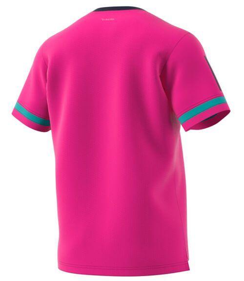 Camiseta Adidas Club Rosa 2018
