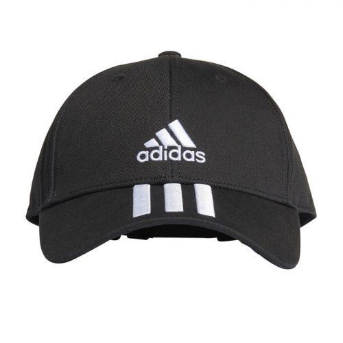 Gorra Adidas Negra-Blanca