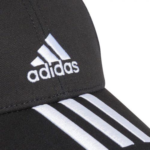 Gorra Adidas Negra Detalle