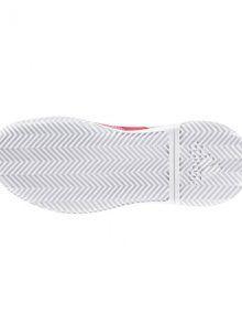 Zapatillas Adidas Adizero Defiant Bounce Woman Roja 2018
