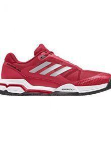 Zapatillas Adidas BarricadeClub Clay Roja