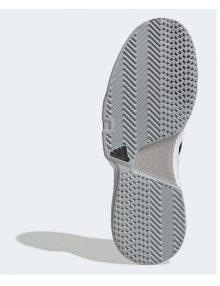 Zapatillas Adidas Courtjam Bounce Blancas Suela