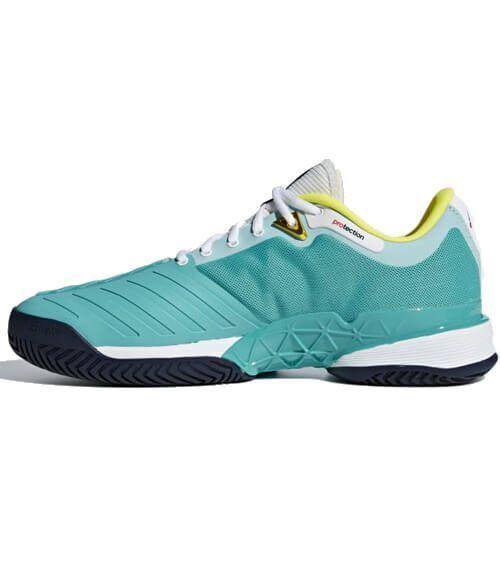 Adidas Zapatillas Barricade Boost Verde