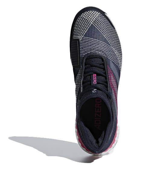 Adizero Ubersonic 3 Clay Zapatillas Adidas