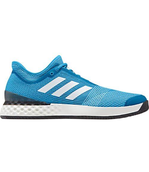 Zapatillas Adidas Adizero Ubersonic 3 Clay Azules