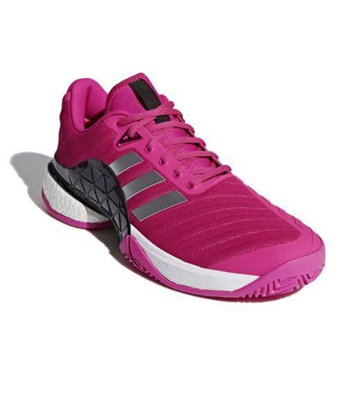 Zapatillas Adidas Barricade Boost Rosas