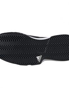 Zapatillas Adidas Courtjam Bounce Gris Suela