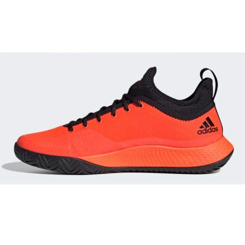 Zapatillas Adidas Defiant Generation Rojas-Negras 2020