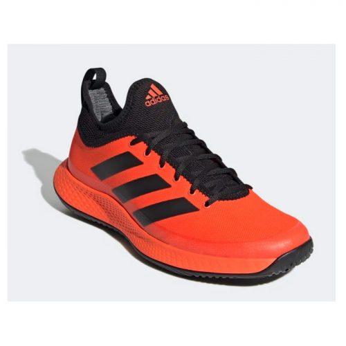 Zapatillas Adidas Defiant Generation Rojas-Negras