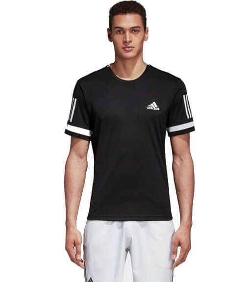 Adidas Camiseta Club Negra