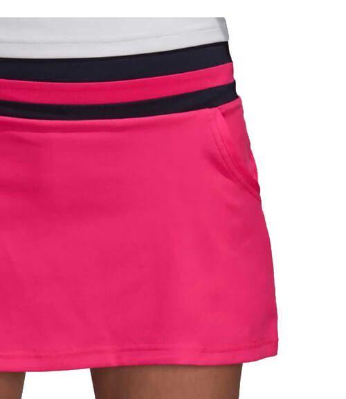Adidas Falda Club Rosa 2018