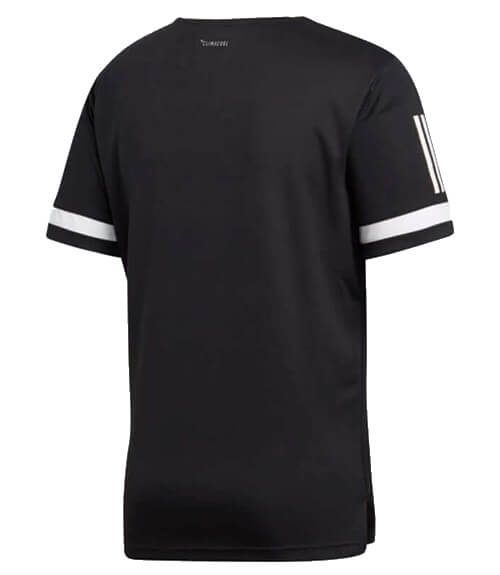 Camiseta Adidas Club Negra 2018