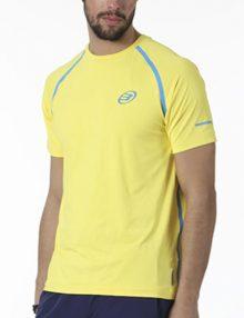 Camiseta Bullpadel Tauri Limon