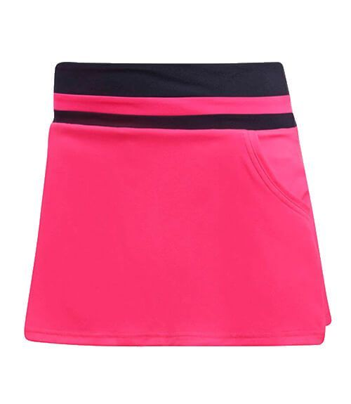 Falda Adidas Club Rosa