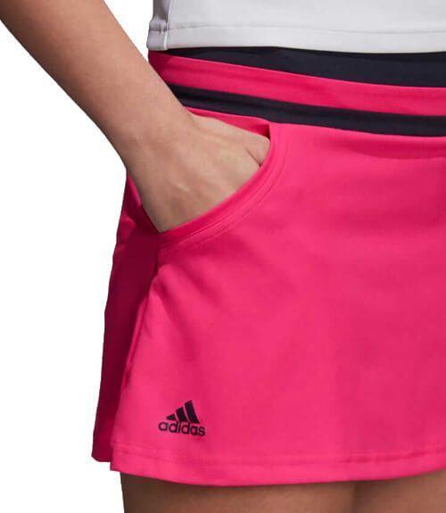 Falda Adidas Rosa