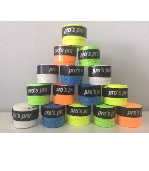 Overgrip Pro´s Pro Perforado Colores