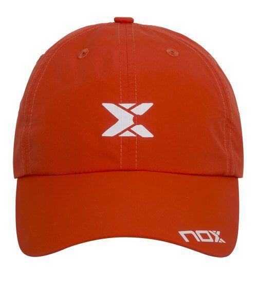 Gorra Nox Roja 2019