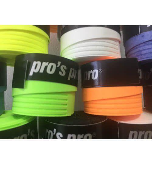 Overgrip Pro´s Pro Quick Dry Colores