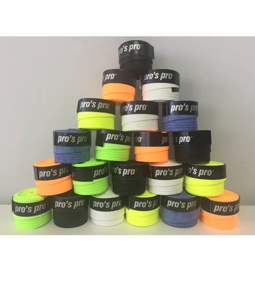 Overgrip Pro´s Pro Rayados Colores