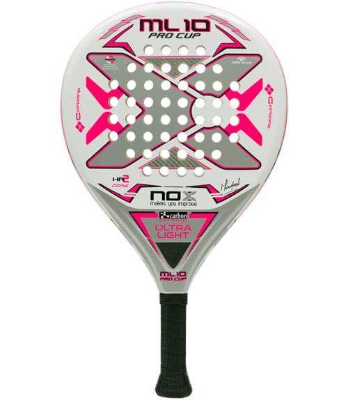 Pala Nox ML Pro Cup Ultralight Silver