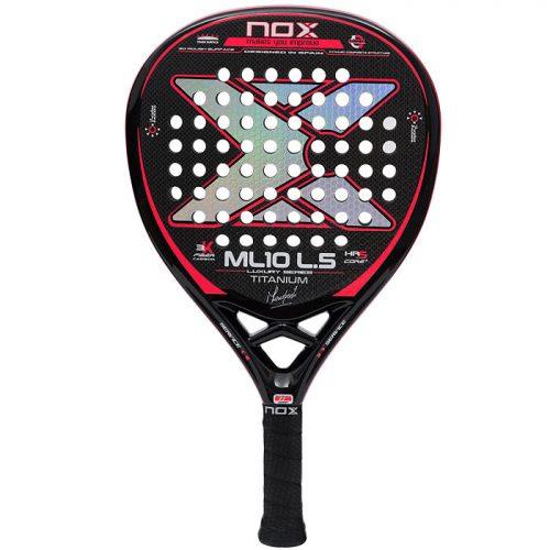 Pala NOX ML10 Luxury Titanium L5
