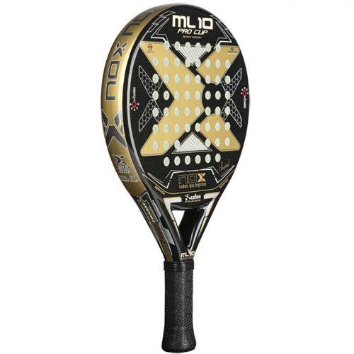 Pala NOX ML10 Pro Cup Negra