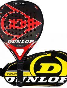 Pala Action + Paletero Dunlop