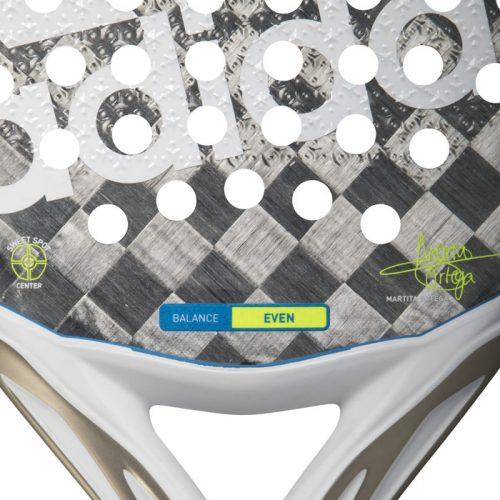 Pala Adidas Adipower Light Detalle