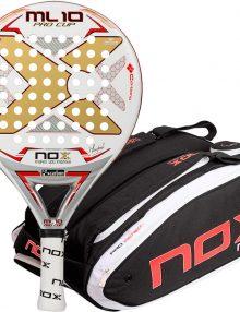 Pala Nox ML10 Pro Cup + Paletero
