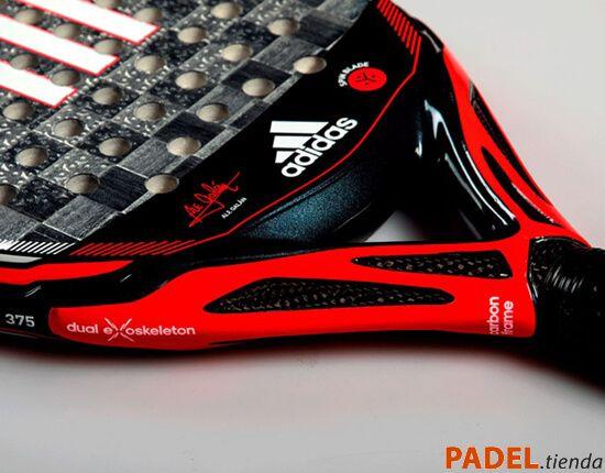 Detalle Pala Adidas Adipower Attk Soft