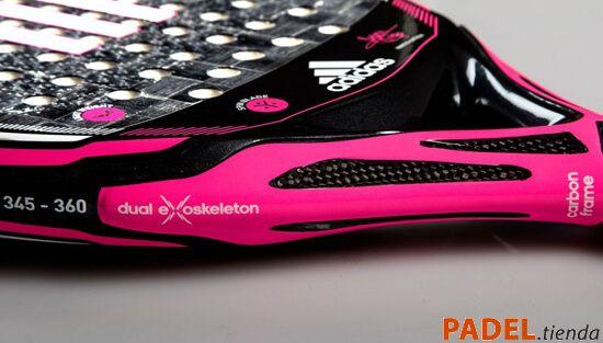 Detalle Pala Adidas Adipower Light