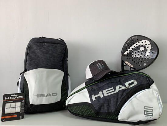 Head Pack Alpha Pro Sanyo 2019