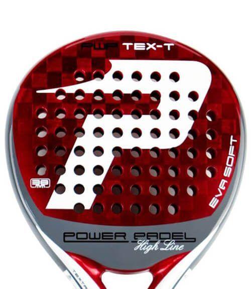 Pala Power Padel Tex-T Soft 2019