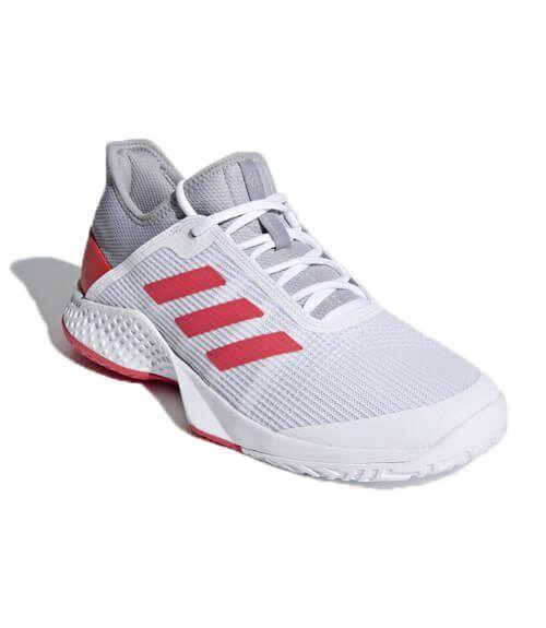 Zapatillas Adidas Adizero Club 2 Blanca