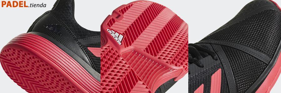 Zapatillas Adidas Court Jam Bounce M Detalle