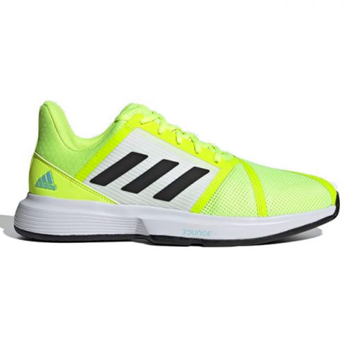 Zapatilla Adidas CourtJam Bounce M perfil