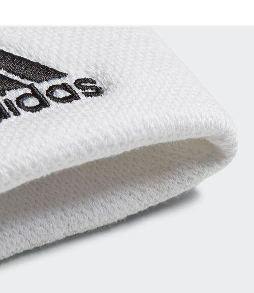 Adidas Muñequera Blanca Grande
