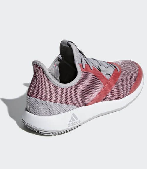 Adizero Defiant Bounce Woman Red Zapatillas Adidas