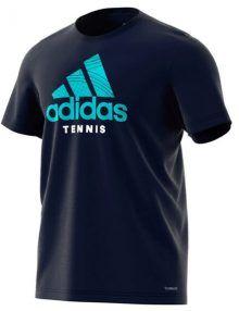 Camiseta Adidas Azul