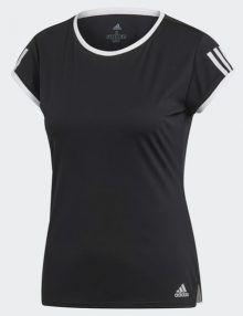 Camiseta Adidas Club Negra Mujer