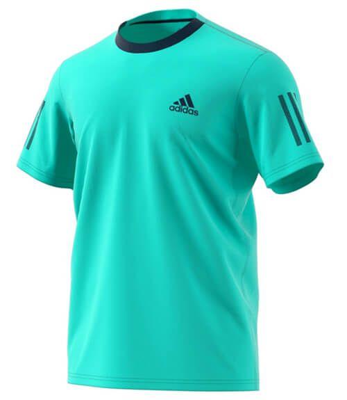 Camiseta Adidas CLUB 3STR TEE en color Verde - ¡Nueva colección! ebbf02548a1e4