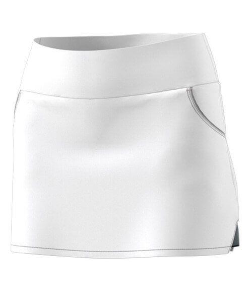 Falda Adidas Club Blanca