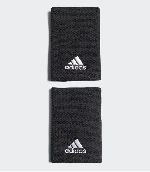 Muñequera Adidas Negra Grande