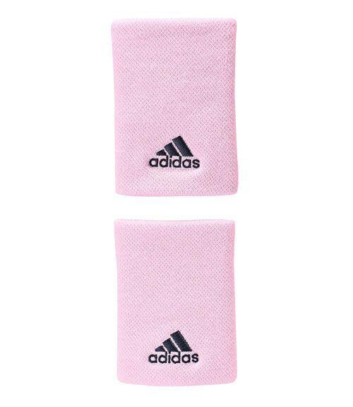 Muñequera Adidas Rosa Grande