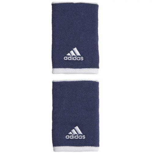 Muñequeras Adidas Azules-Blancas