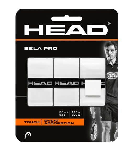 Pack 3 Overgrips Head Bela Pro